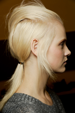 2011 Fall Hairstyles Trend Images